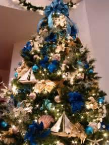blue and gold christmas tree decorations designcorner
