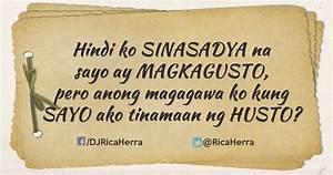 Hindi ko sinasadya na sayo ay magkagusto - Philippine ...