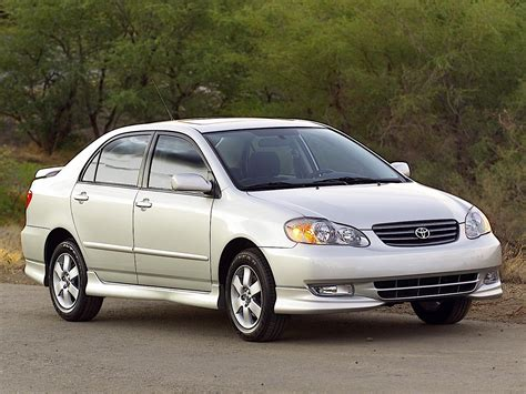 Learn more about the 2005 toyota corolla. TOYOTA Corolla (US) specs & photos - 2002, 2003, 2004 ...