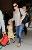 Amy Adams in Amy Adams and Aviana Olea Le Gallo at LAX ...