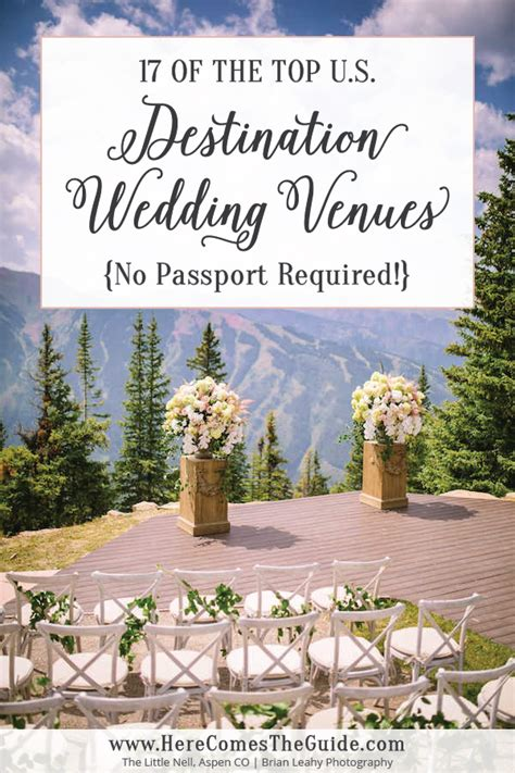 top destination wedding venues    winter