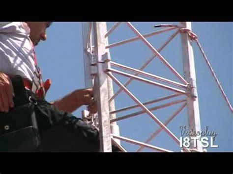 Tralicci Per Radioamatori - montaggio traliccio prosistel pst1500 50 di iz8efe prima