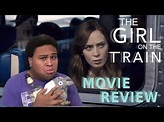 The Girl on the Train Movie Review - YouTube