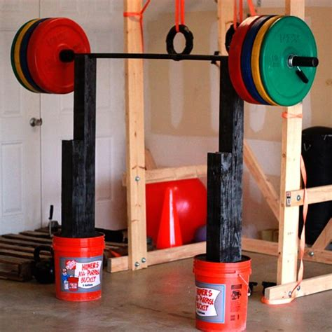 diy squat rack squat and bench press stand
