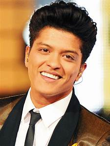 Bruno Mars Biography DOB Age Height Net Worth Awards
