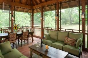 Screened Porch Beautifully Match Home Porch Companythe Porch Company Modern Shed Roof Screened Porch Plans