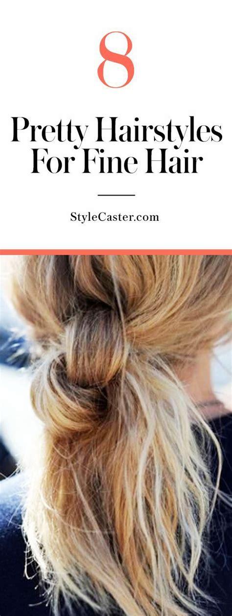 fine hair  thicker    tips