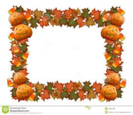 Free Printable Halloween Borders