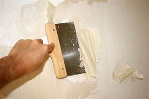 comment utiliser une decolleuse de papier peint conseils With comment decoller du papier peint sans decolleuse