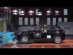 Euro NCAP Crash Test of Audi Q2, Audi EuroNCap