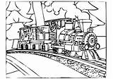 Coloring Train Pages Caboose Ticket Printable Getcolorings sketch template