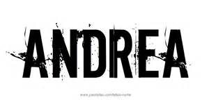 andrea design andrea name designs