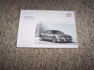 2008 Audi A5 Quattro Coupe Owner Owner U0026 39 S Manual User Guide