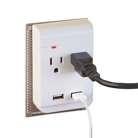 ls with usb ports and outlets 2 head power outlet with usb ports ebay