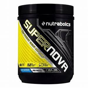 Nutrabolics Supernova Pre-workout