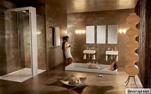 deco salle de bain ambiance spa With salle de bain ambiance