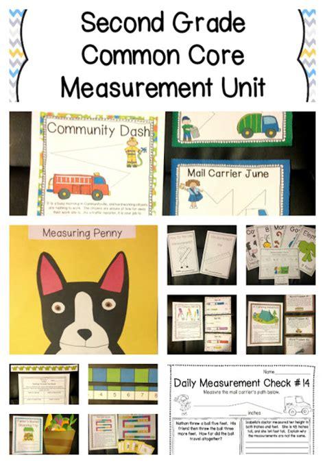 2nd grade common core math standards measurement 1000