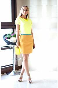Yellow Miss Nabi Bags Light Yellow Forever 21 Necklaces