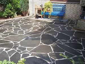 Schieferplatten Terrasse Preise : schieferplatten terrasse gamelog wohndesign ~ Michelbontemps.com Haus und Dekorationen