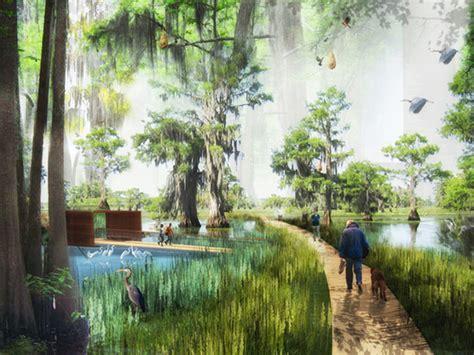 shanghais ecological park project ods