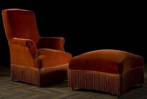 Fauteuil Ancien Bergere : fauteuils berg re vintage ancien vente unique canap s chaises crapaud capitonn s meuble ~ Teatrodelosmanantiales.com Idées de Décoration
