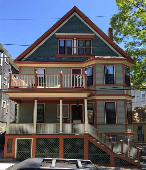 exterior paint colors for historic homes historic house