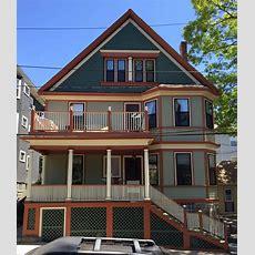 Jamaica Plain Historic Colors  Historic House Colors