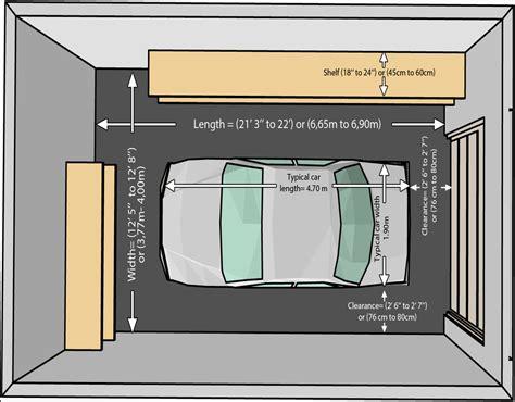 single car garage size garage size to work on car home desain 2018