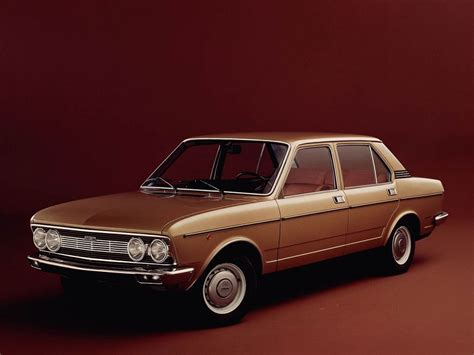 Fiat Dictionary by 1972 Fiat 132 1800 Special