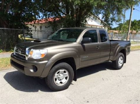 motor repair manual 2009 toyota tacoma parental controls sell used 2009 toyota tacoma base extended cab pickup 4 door 2 7l in hialeah florida united