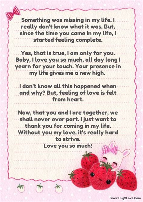 deep love letters   cute love quotes