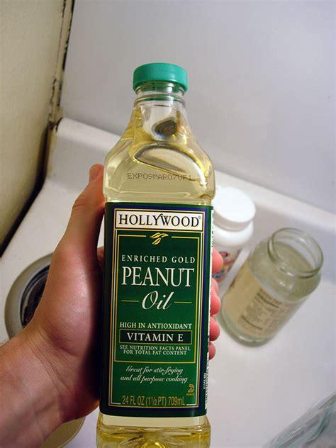 oil peanut frying deep turkey cooking wikipedia vegetable burn pepper bottle fryer uses skin benefits