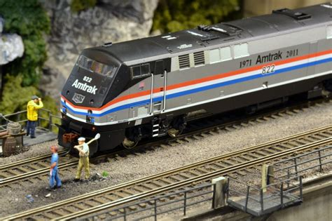Exclusive Exhibit Train Models--in Action! — Amtrak ...
