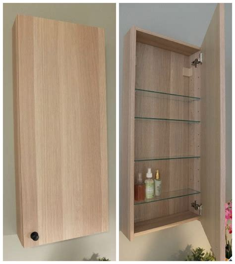 Shallow Bathroom Cabinet by Godmorgon Wall Cabinet With 1 Door White