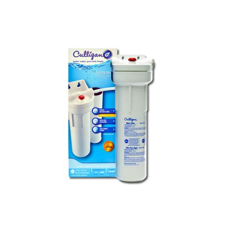 culligan sink water filter us 600 us 600 culligan slim undersink water filter system
