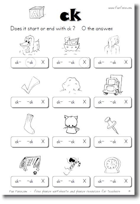 fun fonix book  consonant digraph worksheets
