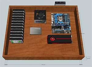 Gaming Schreibtisch Selber Bauen : pc tisch selber bauen ~ Markanthonyermac.com Haus und Dekorationen