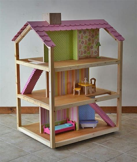 puppenhaus holz selber bauen 10 zimmer kinderzimmer doll houses and dolls