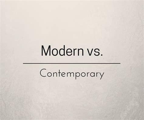 modern vs contemporary modern vs contemporary in chicago kitchen bath design