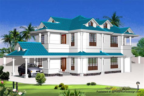 Indian Home Design Photos Exterior — House Style And Plans