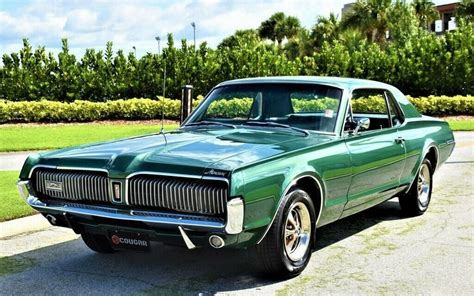 Ford Mercury Cougar - Muscle Car Review 2020 - Muscle Car