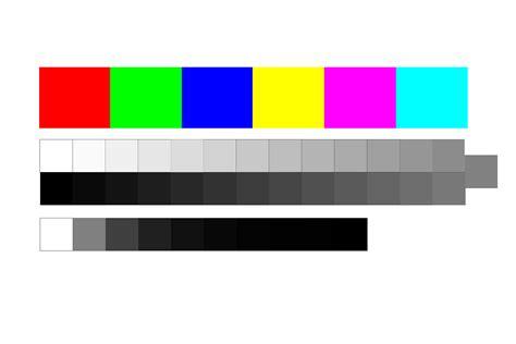 printer color test printer color print test page printer color print test