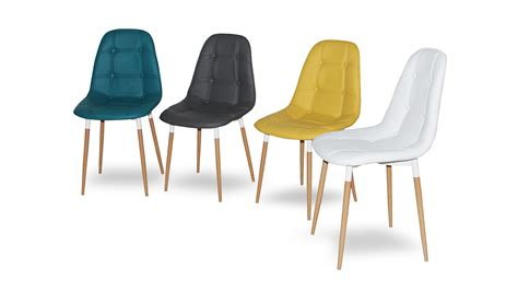 chaise cuisine couleur chaise guide d 39 achat
