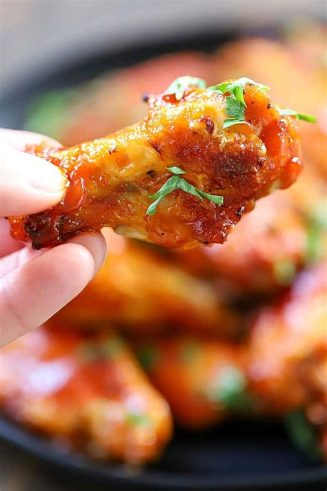 wings chicken fryer air recipe fried oven easy healthy calories deep party website yummy lower incredible ingredients brand