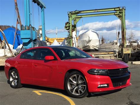 Review: 2015 Dodge Charger R/T Road & Track   NY Daily News