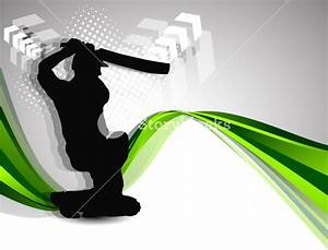 Abstract Cricket Background Royalty-Free Stock Image ...