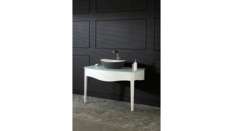 lavello freestanding lavello 114 glass contemporary bathroom vanity