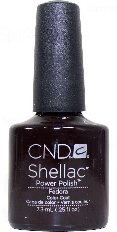 cnd shellac fedora  cnd shellac   sparkle
