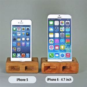 Iphone 4 Docking Station : docking station for iphone 6 7 retro model in cherry use with or without a cover boosts ~ Sanjose-hotels-ca.com Haus und Dekorationen