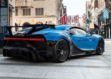 The bugatti chiron pur sport isn't just a slight variation of the regular chiron. Bugatti Chiron Pur Sport 2021 - Plus de rigidité et plus d'aéro - Photoscar